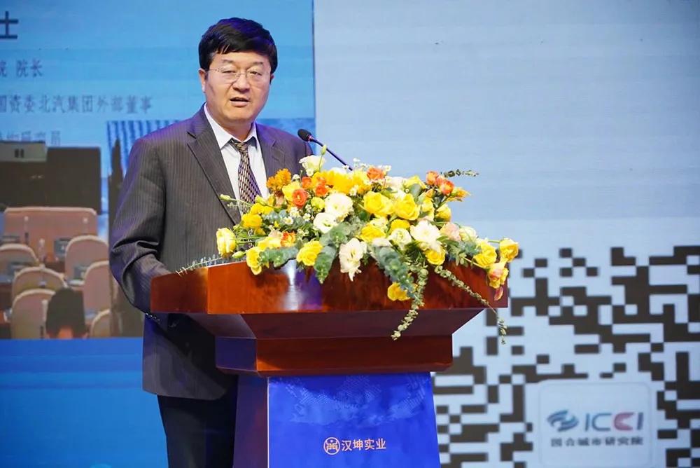 国合华夏城市规划研究院院长、国家发改委国际合作中心研究员吴维海